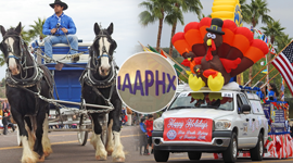 Arizona's Thanksgiving Day Parade 2018