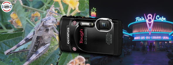 Play the Olympus TG-850 Demonstration video