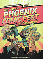 Phoenix comicon geek speed dating